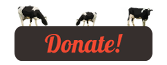 Donate button with cows on top