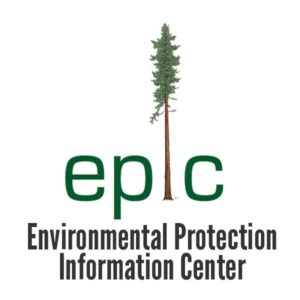 Environmental Protection Information Center (EPIC) Logo